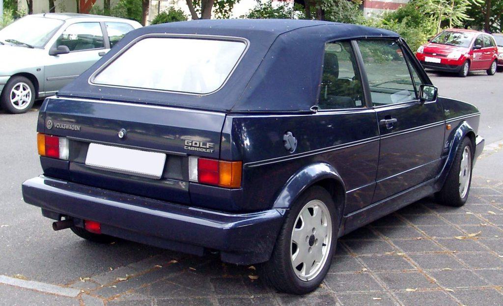 lowest price best place better 40 Jahre VW Golf 1 Cabrio - MVC Sued-Ost Graz